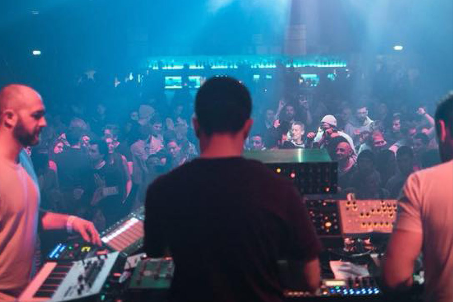 Skylodge Festival - Koncorde