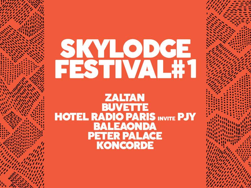Concert 30 mars 2019 Skylodge Festival