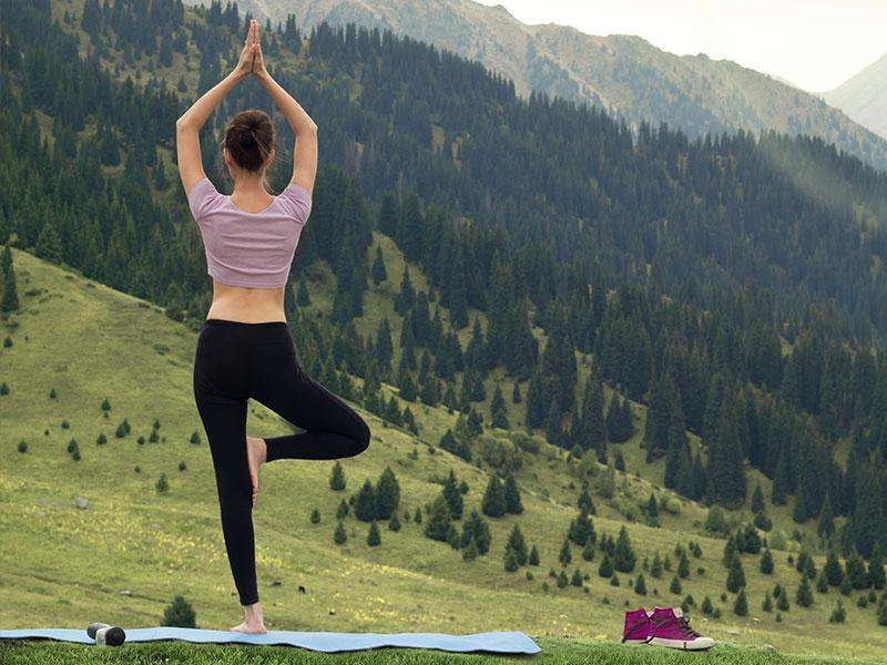 Omahatha - Cours de yoga