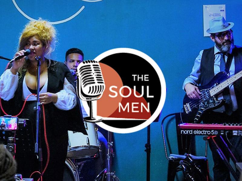 Concert 13 février 2021 The Soul Men & Annela